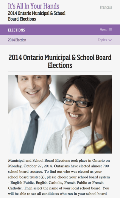 Ontario School Trustees image -Ontario School Trustees image