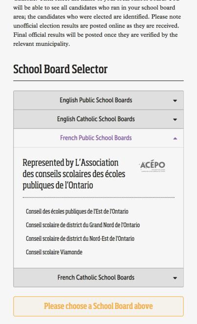 Ontario School Trustees image -Ontario School Trustees image